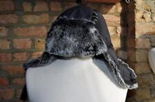 Adidas Faux Fur Russian Cossack Style Grey & black Hat