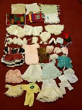 Vintage Baby Doll Faux Fur Winter Coats,  Clothes, Quilts, Afghans & Blanket