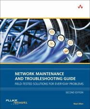 NETWORK MAINTENANCE AND TROUBLESHOOTING GUIDE - NEAL ALLEN (PAPERBACK) NEW