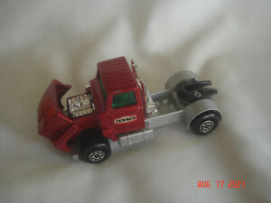 NICE! 1973 LESNEY MATCHBOX Super Kings DIECAST K 16/18 FORD LTS SERIES TRACTOR