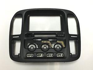 NEW Genuine Toyota Land Cruiser Center Dash panel 1998-2002