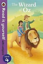 The Wizard of Oz - Read it yourself with Ladybird: Level 4 by Penguin Books Ltd (Paperback, 2013)
