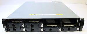 Xyratex HB-1235 Dell Compellent Series 30/ 40 6x 2TB SAS Disk Array ST32000444SS