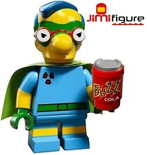 NEW LEGO Minifigures Fallout Boy Simpsons Series 2 71009 Millhouse Minifigure