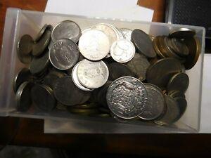 coins-BELGIUM -1kg  #