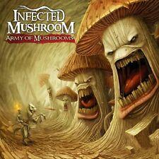 INFECTED MUSHROOM - ARMY OF MUSHROOMS  CD NEU