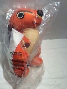 Texaco 2000 Olympic Inside Out Stuffed Toy Aniball Skip Kangaroo Souvenirs