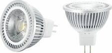 12V MR16 AC/DC 5W COB HIGH OUTPUT LED WARM WHITE 3000K 400 LUMENS