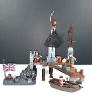 Mega Bloks Disney Pirates of the Caribbean Dead Mans Chest 1016 Port Royal Block