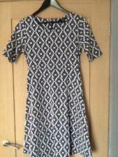 NEXT Short Sleeve Casual Geometric Dresses for Women