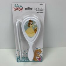 Disney Baby Brush And Comb Set Beauty And The Beast Bell