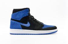 "Air Jordan 1 Retro High Flyknit ""Royal"" Men's Shoes NEW! Sz 15"