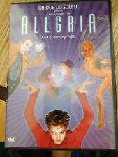 Cirque du soleil Alegria DVD
