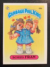 Variation Lot 6 Different Packs 1986 Garbage Pail Kids 3rd Series TWT