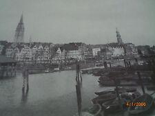 Hamburg - alte Fotografien - Binnenhafen 1884, Niederhafen 1884