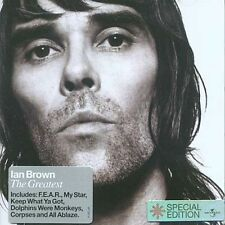 The Greatest by Ian Brown CD 0602498728741