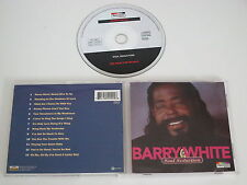 BARRY WHITE/SOUL SEDUCTION(SPECTRUM 550 090-2) CD ALBUM