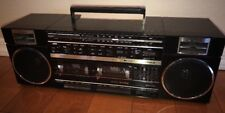 VINTAGE FISHER BOOMBOX PH-464 Removable Speakers GREAT SOUND!
