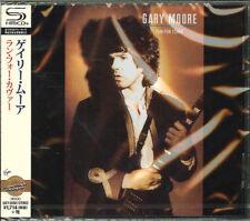 GARY MOORE-RUN FOR COVER-JAPAN SHM-CD BONUS TRACK D50