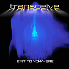 TRANSCEIVE - EXIT TO NOWHERE New CD (Tangerine Dream, Mark Shreeve, Jarre style)