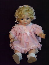 Gorham Special Moments NIB Baby's First Birthday Porcelain Doll