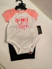 Under Armour Baby Girl Set Size 3-6 Months