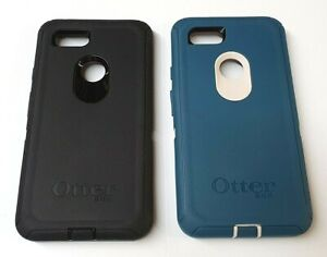 OtterBox Defender Series Case for Google Pixel 3 XL Face Only No screen - colors