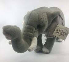 """NEW GANZ Heritage Collection 18"""" Adult Elephant Plush Elly H3082 Stuffed Animal"""