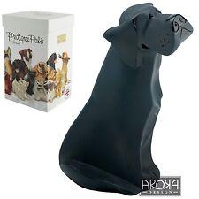 My Pedigree Pals Black Labrador Retriever Dog Figurine NEW in Gift Box - 18034