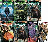 Batman #95 96 97 98 99 100 Main 6 comic lot Joker War 1st Print 2020 unread NM