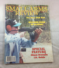 Machine guns in Alaska H K G36 May 2001   Small Arms Review Magazine