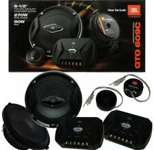 """New listing Jbl Gto609C 6.5"""" Car Audio 2-Way Component Speaker System New In Box Pair Set"""