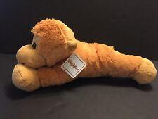 "Dollywood Calplush Orange Brown Yellow Monkey 14"" Plush Stuffed Animal With Tag"