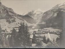 Schweiz  Kandersteg gegen Blümisalp ..  Wehrli  Kilchberg orginal  Foto