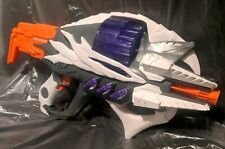 Nerf Alien Menace Incisor Motorized Blaster 20 Round Drum Needler