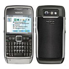 NOKIA E71-Gris acero (Desbloqueado) Teléfono Móvil-grado C-Garantía