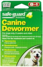 3 boxes of Excel DEOJ71611 1gram Safe Guard Canine DeWormer for Dogs - 3 Pack.