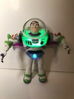 Rare Disney Pixar Toy Story Buzz Lightyear Gravity Belt Excellent Condition