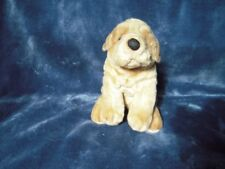 "ADORABLE RUSS Sharpei - 9"" made by Yomiko Classics - very soft and cuddly"