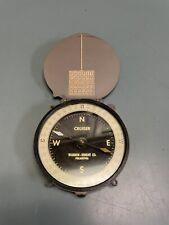 Vintage Warren-Knight Cruiser Surveying Compass