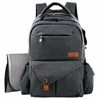 HapTim Multi-Function Large Baby Diaper Bag Backpack Free delivery in 3 days