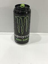 Monster Energy Drink Cuba Lima *EMPTY* Collectors Can SKU 0612