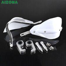 """Motorcycle Dirt Bike ATV 1-1/8"""" 7/8"""" Handguards Brush Hand Guards Universal New"""
