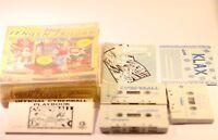 THE TENGEN TRILOGY SPECTRUM 48K BY DOMARK  3 CASSETTES GAMES PACK BIG BOX GAME