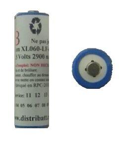 Piles  Lithium AA / FR06 remplacent LR06