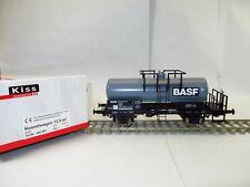 "Kiss Modellbahnen - Kesselwagen "" BASF "" - Spur 1 - DB Ep. IV - Art. Nr. 460807"