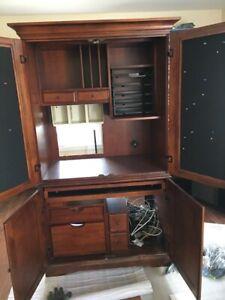 A Computer Armoire