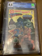 DC Comics Presents #47 - DC 1982 CGC 8.5 1st App He-Man & Skeletor!