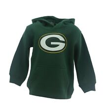 Green Bay Packers Official NFL Infant Toddler Size Hooded Sweatshirt New Tags