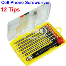 Torx Philips Star Screwdriver Tool Set iPhone Cell Phone Computer Repair Kit AU